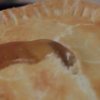 How to cook chicken pie.